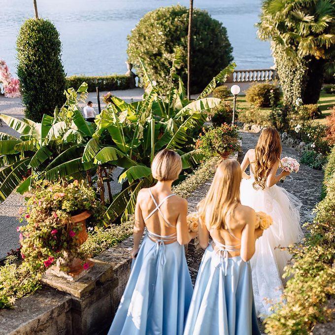 Julia Wedding At Bellagio by Bridal Luxury Beauty Service - 005