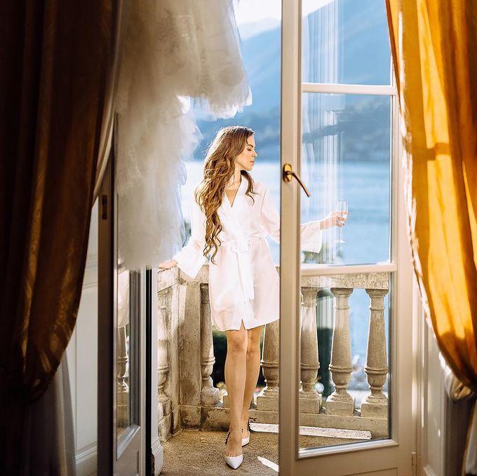 Julia Wedding At Bellagio by Bridal Luxury Beauty Service - 002