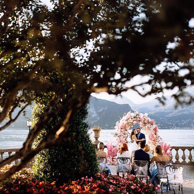 Julia Wedding At Bellagio by Bridal Luxury Beauty Service - 006