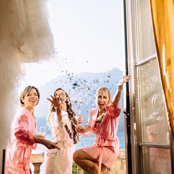 Julia Wedding At Bellagio by Bridal Luxury Beauty Service - 003