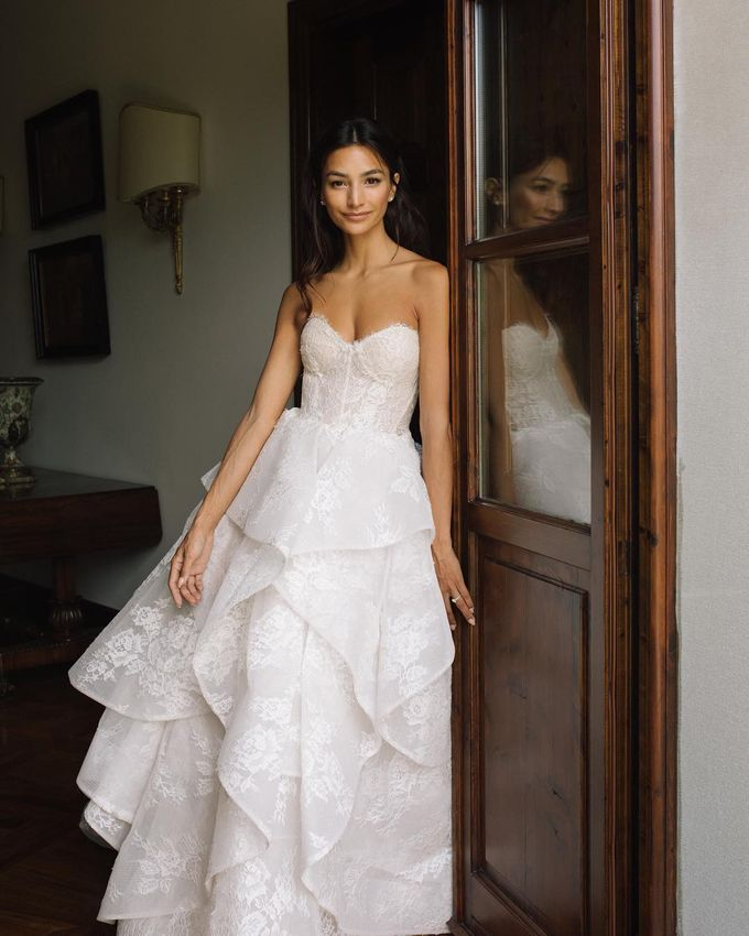 Danielle Wedding At Tuscany by Bridal Luxury Beauty Service - 001