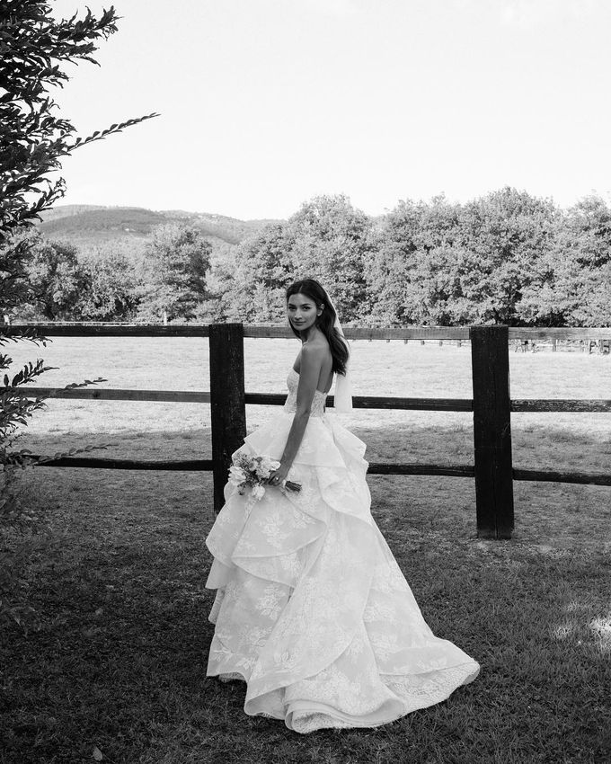 Danielle Wedding At Tuscany by Bridal Luxury Beauty Service - 006