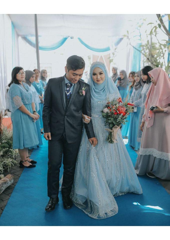 Dinda & Fathoni Wedding by Ambra Studio - 006