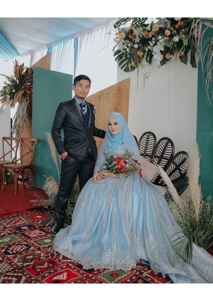 Dinda & Fathoni Wedding by Ambra Studio - 008
