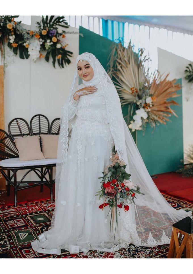 Dinda & Fathoni Wedding by Ambra Studio - 002