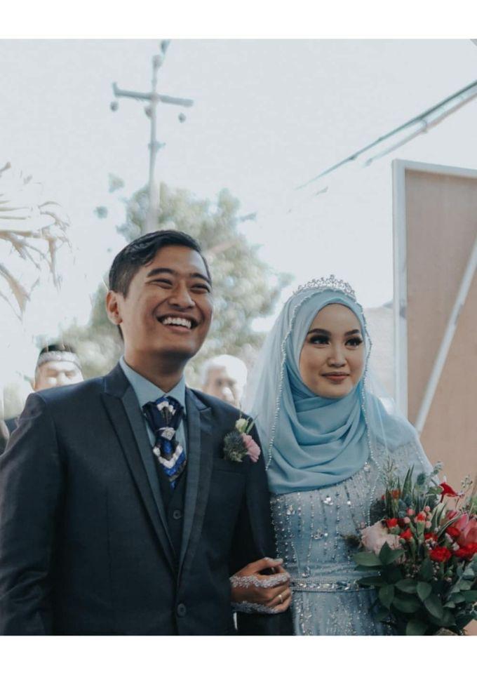 Dinda & Fathoni Wedding by Ambra Studio - 005