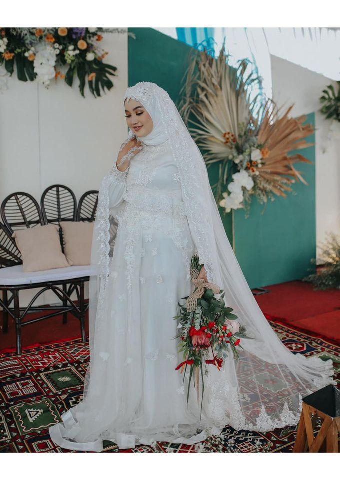 Dinda & Fathoni Wedding by Ambra Studio - 003