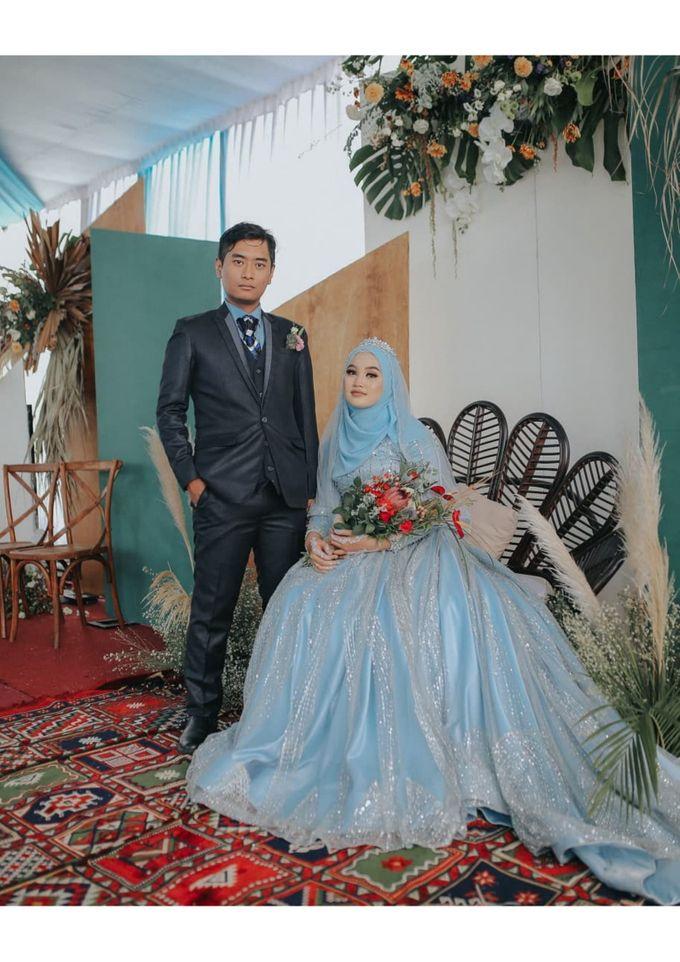 Dinda & Fathoni Wedding by Ambra Studio - 009