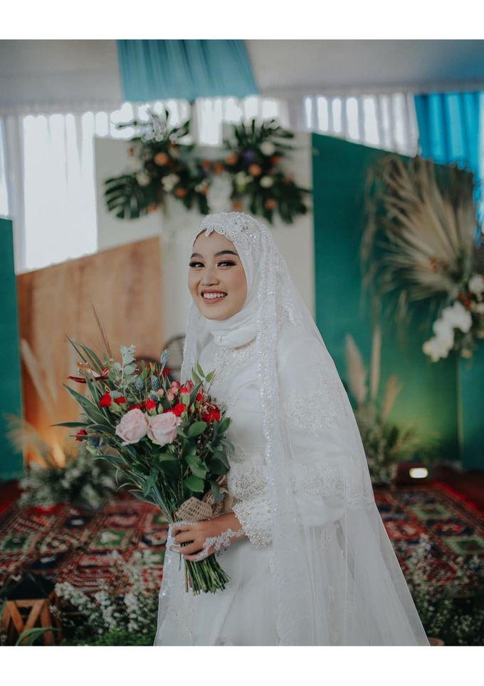 Dinda & Fathoni Wedding by Ambra Studio - 001