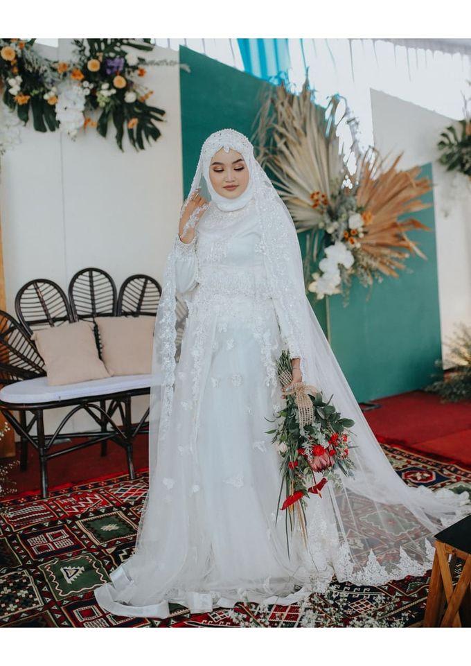 Dinda & Fathoni Wedding by Ambra Studio - 004