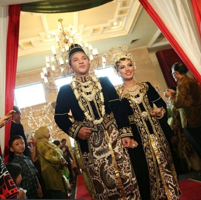 Ijab Menggunakan Paes Ageng For Intas Wedding By Nina