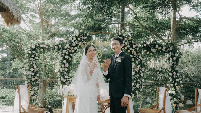 Fara's Wedding by Intana Makeup - 005