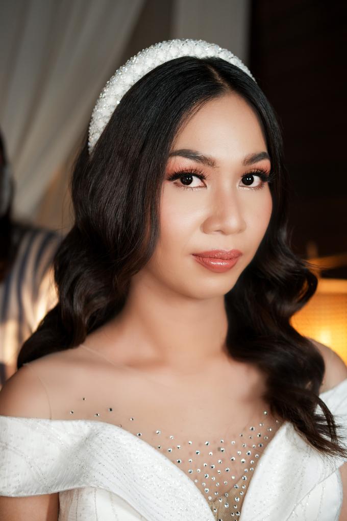 Fara's Wedding by Intana Makeup - 003