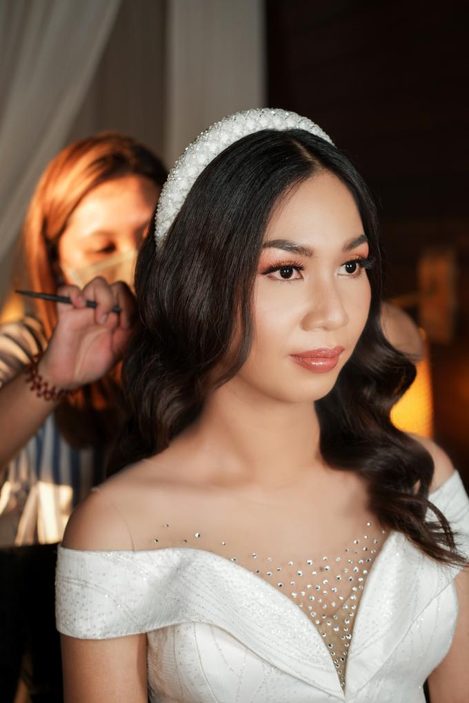 Fara's Wedding by Intana Makeup - 002