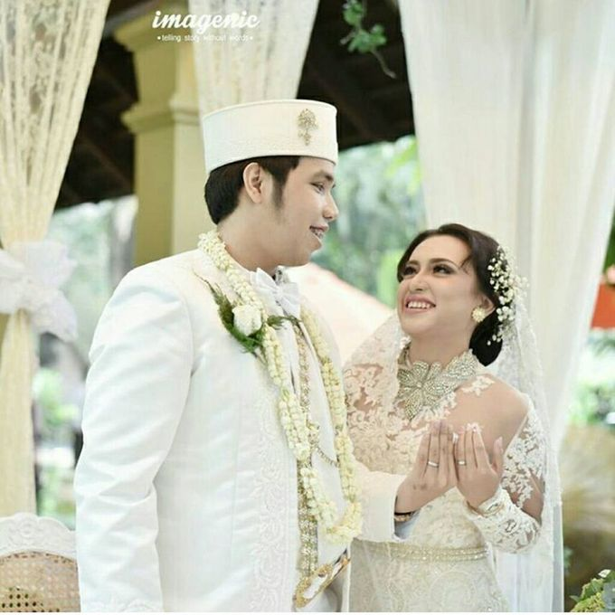 Wedding Intan & Daus by Novotel Bogor Golf Resort and Convention Centre - 021