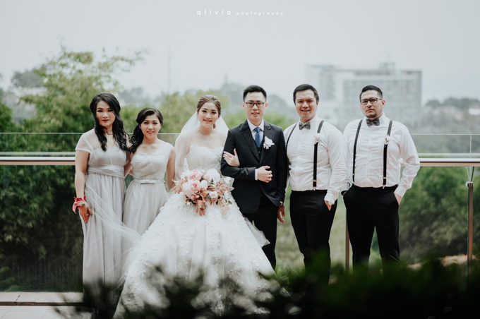 Brian & Calvina by InterContinental Bandung Dago Pakar - 016