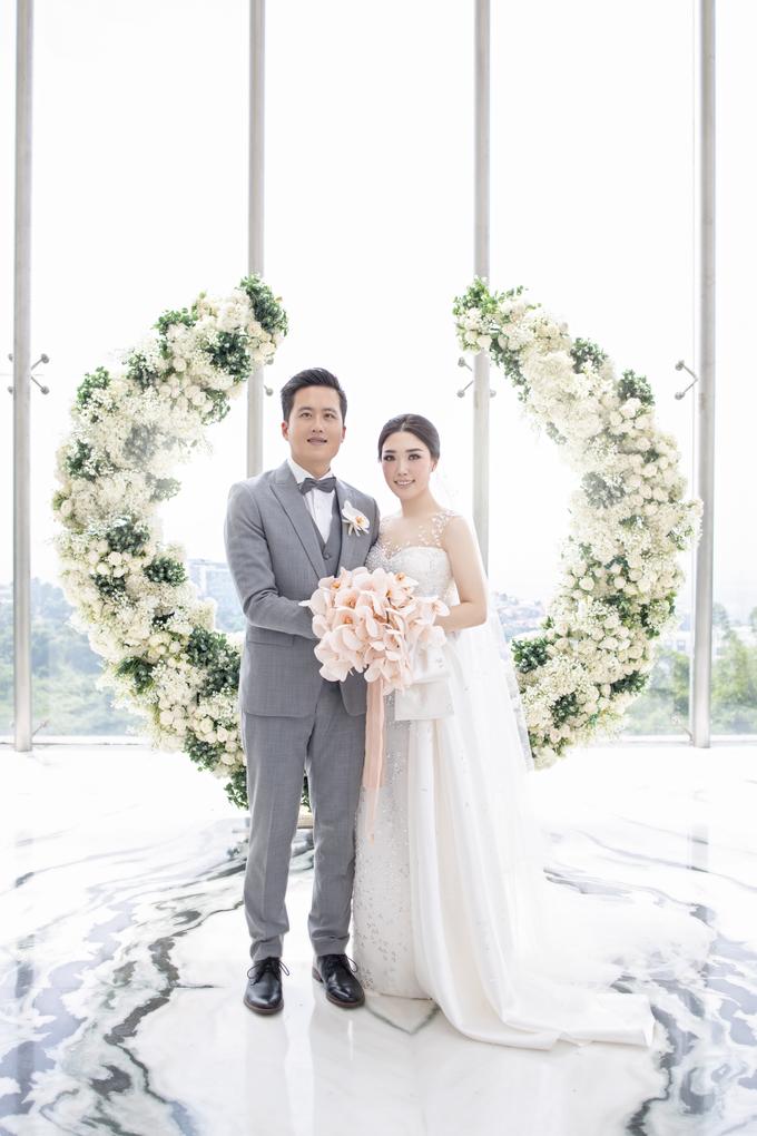 Andi & Jacqueline by InterContinental Bandung Dago Pakar - 014