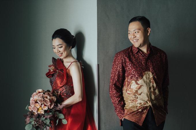 Sangjit of Shella & Alvin by InterContinental Bandung Dago Pakar - 001