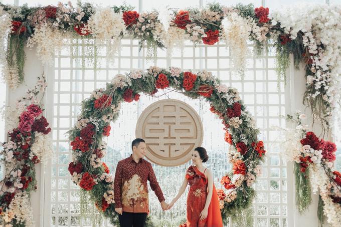 Sangjit of Shella & Alvin by InterContinental Bandung Dago Pakar - 002