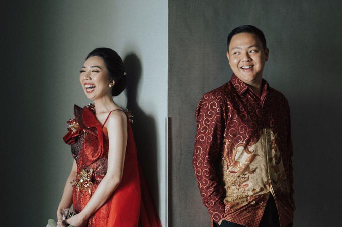 Sangjit of Shella & Alvin by InterContinental Bandung Dago Pakar - 007