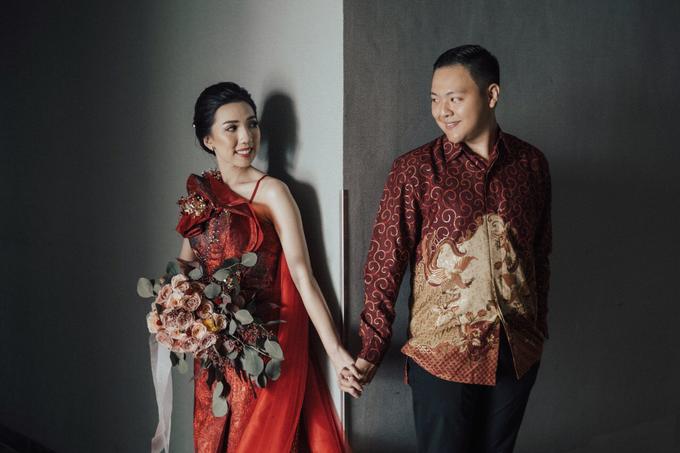 Sangjit of Shella & Alvin by InterContinental Bandung Dago Pakar - 009