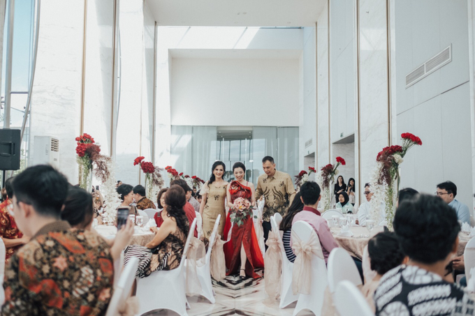 Sangjit of Shella & Alvin by InterContinental Bandung Dago Pakar - 014