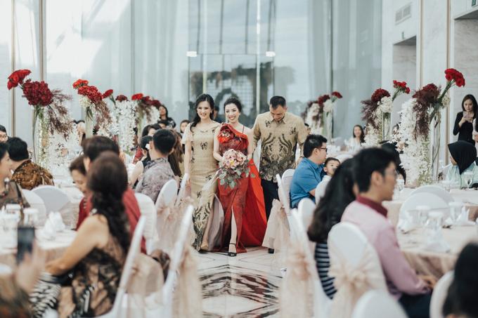 Sangjit of Shella & Alvin by InterContinental Bandung Dago Pakar - 015