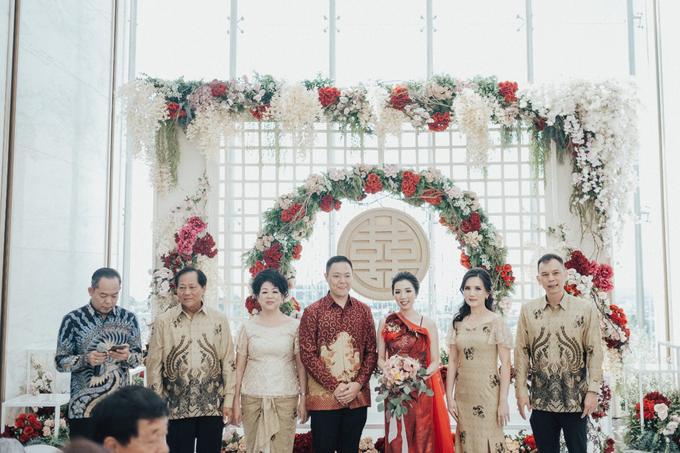 Sangjit of Shella & Alvin by InterContinental Bandung Dago Pakar - 020