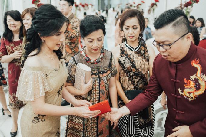 Sangjit of Shella & Alvin by InterContinental Bandung Dago Pakar - 021