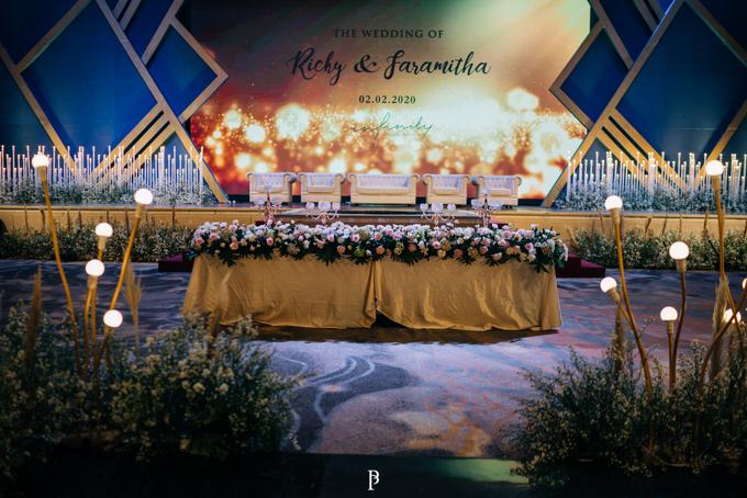 Wedding of Ricky & Tata by InterContinental Bandung Dago Pakar - 011
