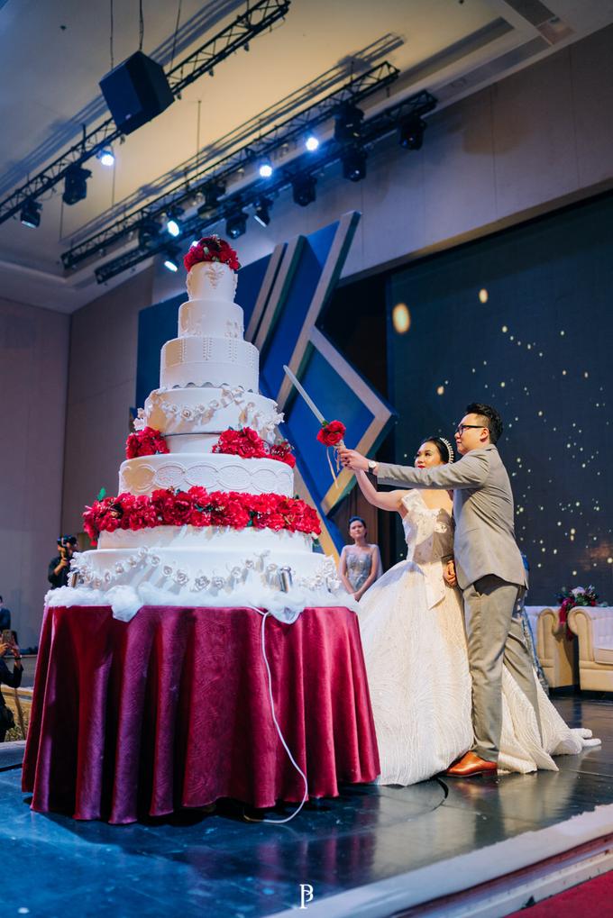 Wedding of Ricky & Tata by InterContinental Bandung Dago Pakar - 016