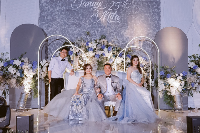 25th Wedding Anniversary Danny & Mila by InterContinental Bandung Dago Pakar - 011