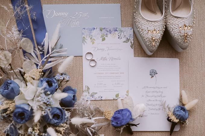 25th Wedding Anniversary Danny & Mila by InterContinental Bandung Dago Pakar - 012