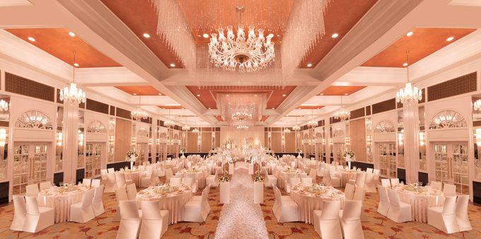Weddings at InterContinental Singapore by InterContinental Singapore - 003