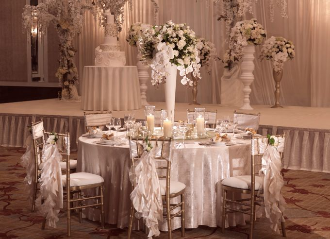 Weddings at InterContinental Singapore by InterContinental Singapore - 002
