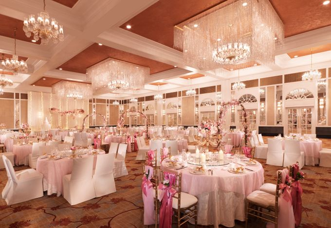 Weddings at InterContinental Singapore by InterContinental Singapore - 005