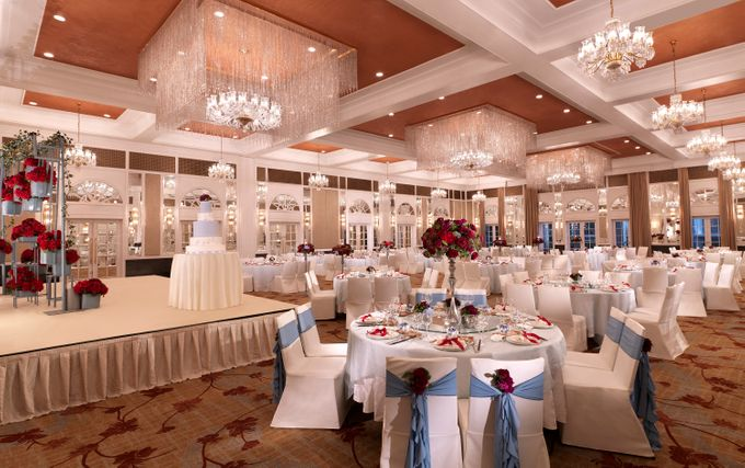 Weddings at InterContinental Singapore by InterContinental Singapore - 007