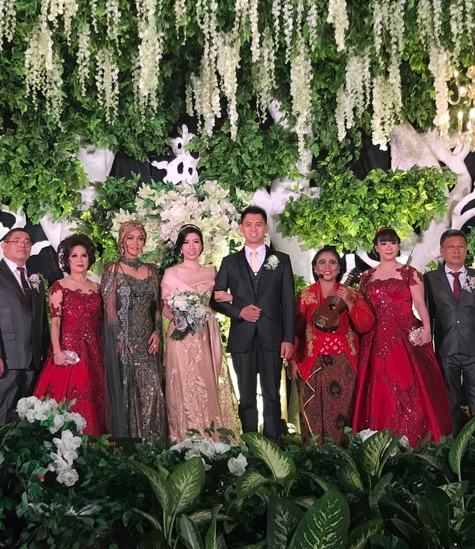 Wedding Of Rudy & Citra by All Occasions Wedding Planner - 018