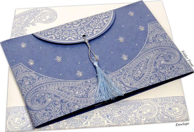 Designer Wedding invitations by A2zWeddingcards - 004