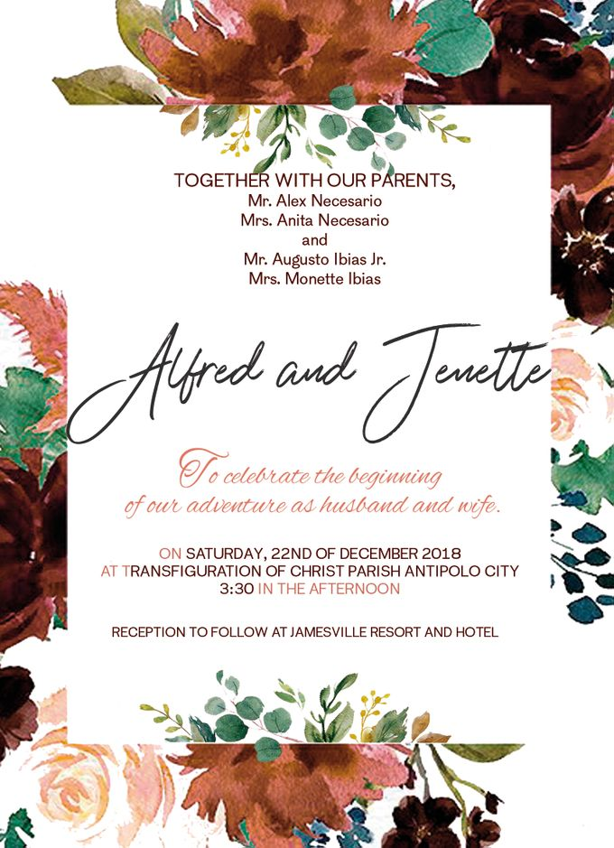 Invitation no 1 by Arts and other tales - 001