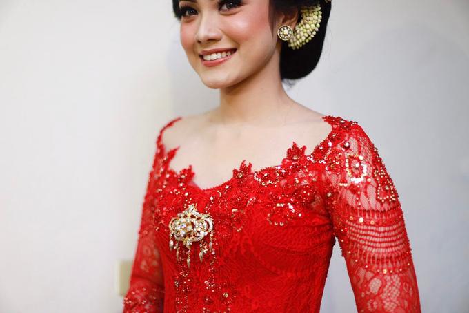 Midodareni attire by Ambar Paes Traditional Wedding Make Up - 005