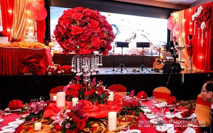 Add To Board Oriental Wedding Decoration Theme By And You
