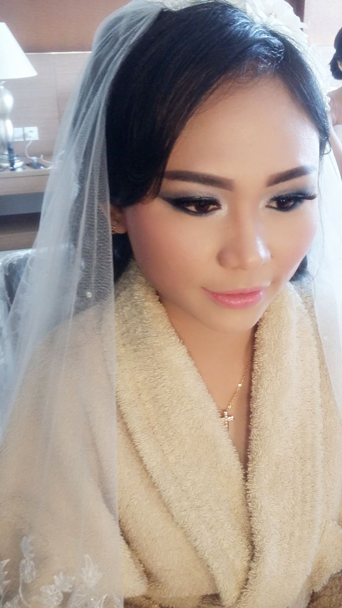 Wedding MakeUp by Weiching Bridal Make Up - 003