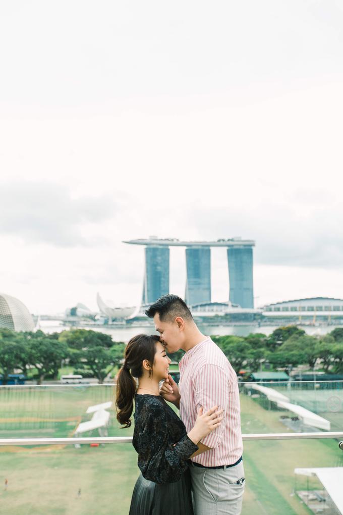 Singapore Pre-Wedding by IORI PHOTOWORKS - 001