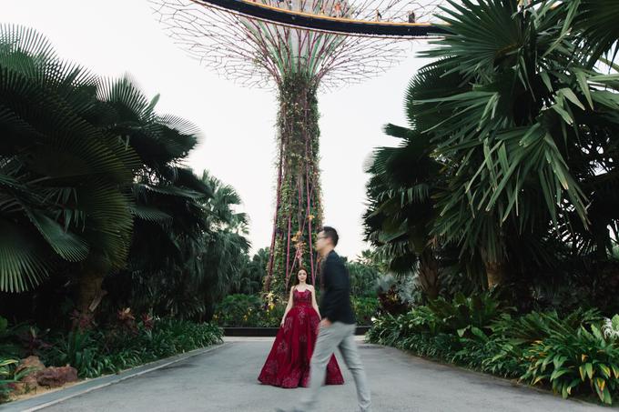 Singapore Pre-Wedding by IORI PHOTOWORKS - 004
