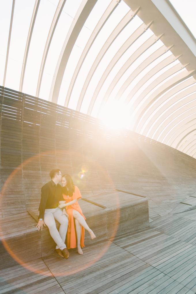 Singapore Pre-Wedding by IORI PHOTOWORKS - 005