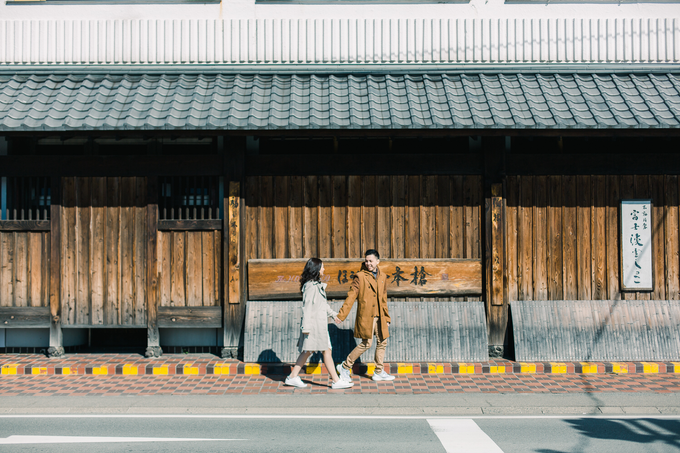 D&F | Japan Pre-Wedding by IORI PHOTOWORKS - 001