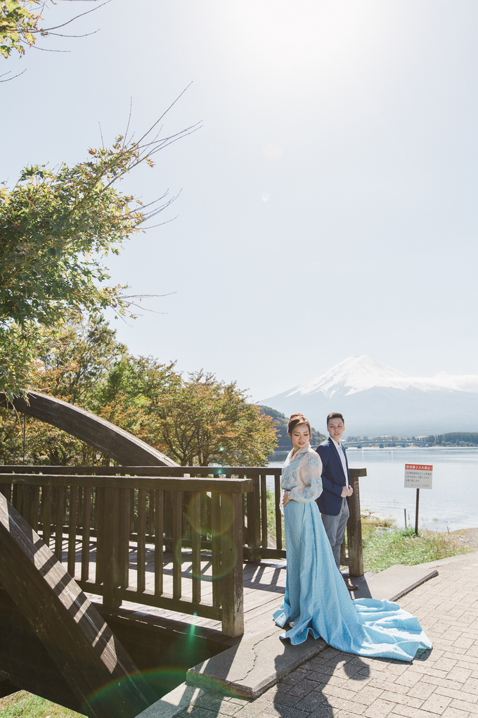 D&F | Japan Pre-Wedding by IORI PHOTOWORKS - 003
