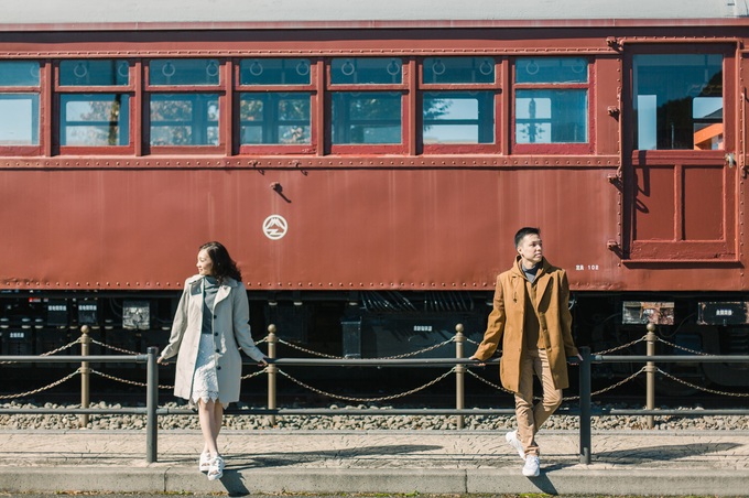 D&F | Japan Pre-Wedding by IORI PHOTOWORKS - 002