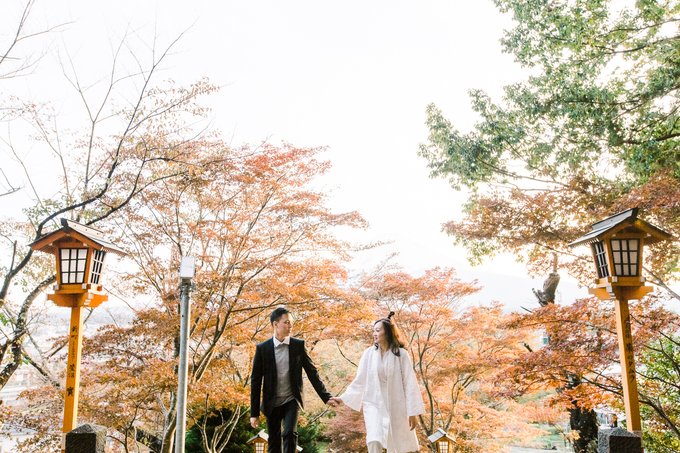 D&F | Japan Pre-Wedding by IORI PHOTOWORKS - 007